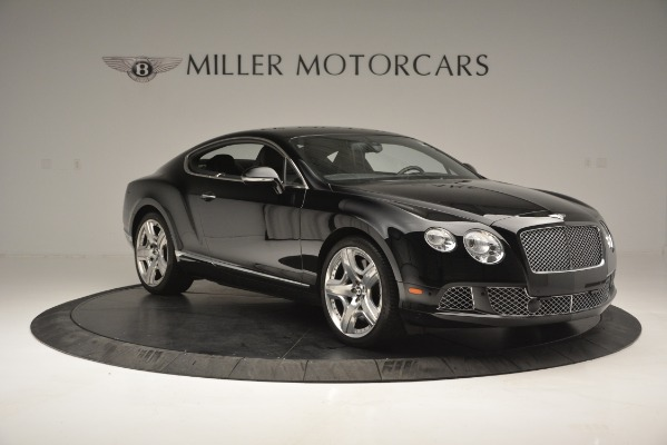 Used 2012 Bentley Continental GT W12 for sale Sold at Alfa Romeo of Greenwich in Greenwich CT 06830 12