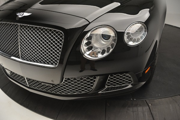 Used 2012 Bentley Continental GT W12 for sale Sold at Alfa Romeo of Greenwich in Greenwich CT 06830 15