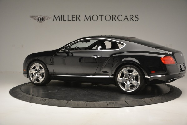 Used 2012 Bentley Continental GT W12 for sale Sold at Alfa Romeo of Greenwich in Greenwich CT 06830 4