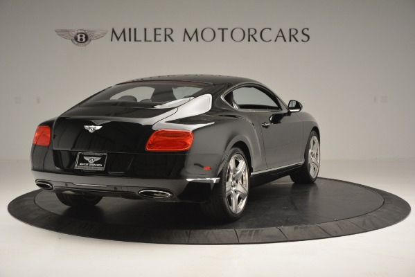 Used 2012 Bentley Continental GT W12 for sale Sold at Alfa Romeo of Greenwich in Greenwich CT 06830 8