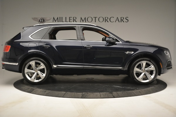 New 2019 Bentley Bentayga V8 for sale Sold at Alfa Romeo of Greenwich in Greenwich CT 06830 9