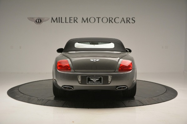 Used 2010 Bentley Continental GT Speed for sale Sold at Alfa Romeo of Greenwich in Greenwich CT 06830 14