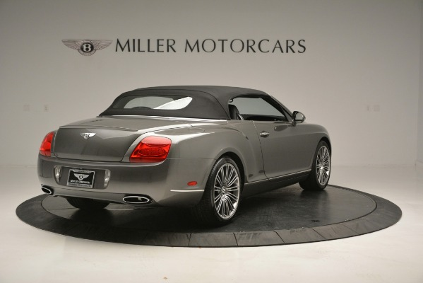 Used 2010 Bentley Continental GT Speed for sale Sold at Alfa Romeo of Greenwich in Greenwich CT 06830 15