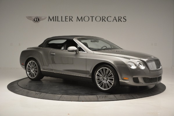 Used 2010 Bentley Continental GT Speed for sale Sold at Alfa Romeo of Greenwich in Greenwich CT 06830 17