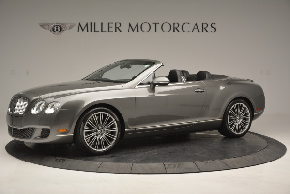 Used 2010 Bentley Continental GT Speed for sale Sold at Alfa Romeo of Greenwich in Greenwich CT 06830 2