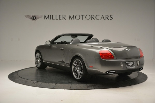 Used 2010 Bentley Continental GT Speed for sale Sold at Alfa Romeo of Greenwich in Greenwich CT 06830 4