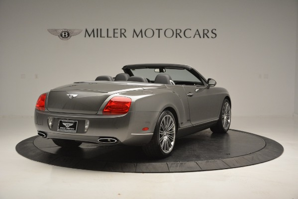 Used 2010 Bentley Continental GT Speed for sale Sold at Alfa Romeo of Greenwich in Greenwich CT 06830 6