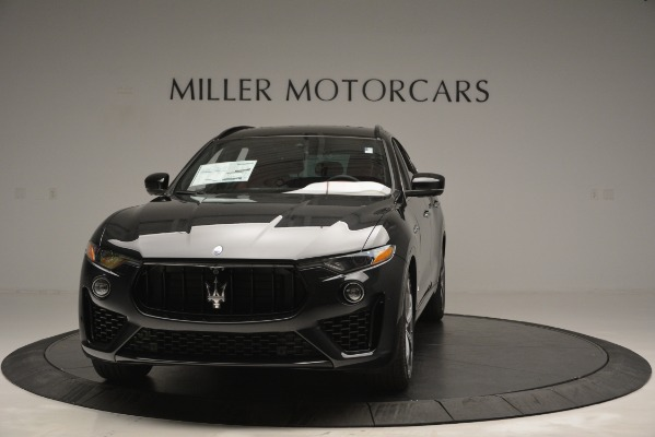 New 2019 Maserati Levante S Q4 GranSport for sale Sold at Alfa Romeo of Greenwich in Greenwich CT 06830 1