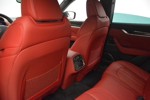 New 2019 Maserati Levante S Q4 GranSport for sale Sold at Alfa Romeo of Greenwich in Greenwich CT 06830 17