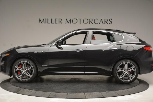 New 2019 Maserati Levante S Q4 GranSport for sale Sold at Alfa Romeo of Greenwich in Greenwich CT 06830 3