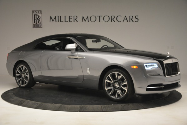 New 2019 Rolls-Royce Wraith for sale Sold at Alfa Romeo of Greenwich in Greenwich CT 06830 12