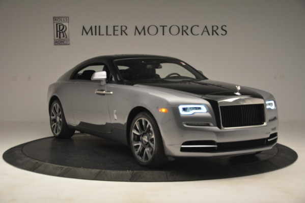 New 2019 Rolls-Royce Wraith for sale Sold at Alfa Romeo of Greenwich in Greenwich CT 06830 13