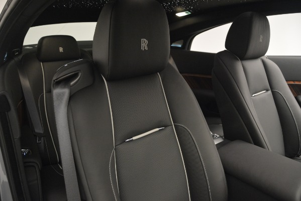 New 2019 Rolls-Royce Wraith for sale Sold at Alfa Romeo of Greenwich in Greenwich CT 06830 16
