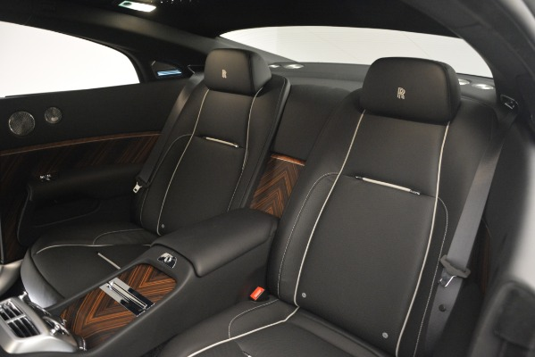 New 2019 Rolls-Royce Wraith for sale Sold at Alfa Romeo of Greenwich in Greenwich CT 06830 18