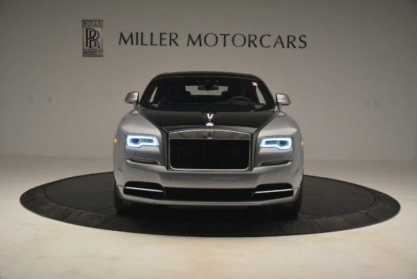 New 2019 Rolls-Royce Wraith for sale Sold at Alfa Romeo of Greenwich in Greenwich CT 06830 2