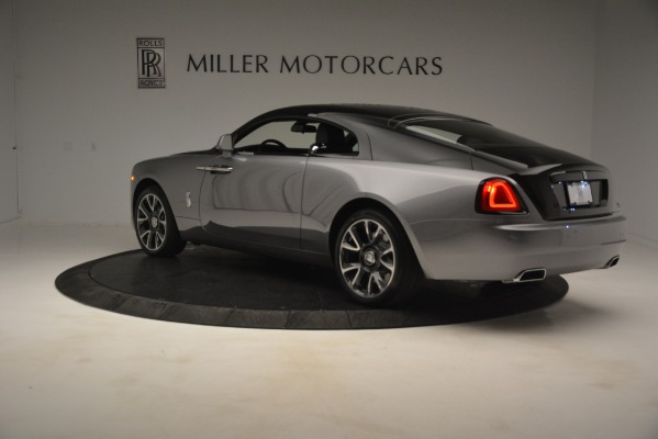 New 2019 Rolls-Royce Wraith for sale Sold at Alfa Romeo of Greenwich in Greenwich CT 06830 5