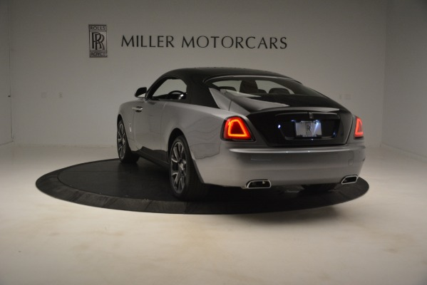 New 2019 Rolls-Royce Wraith for sale Sold at Alfa Romeo of Greenwich in Greenwich CT 06830 6