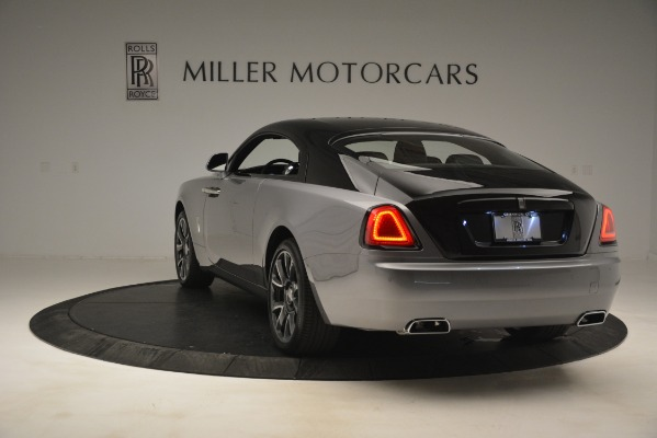 New 2019 Rolls-Royce Wraith for sale Sold at Alfa Romeo of Greenwich in Greenwich CT 06830 7