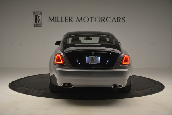 New 2019 Rolls-Royce Wraith for sale Sold at Alfa Romeo of Greenwich in Greenwich CT 06830 8