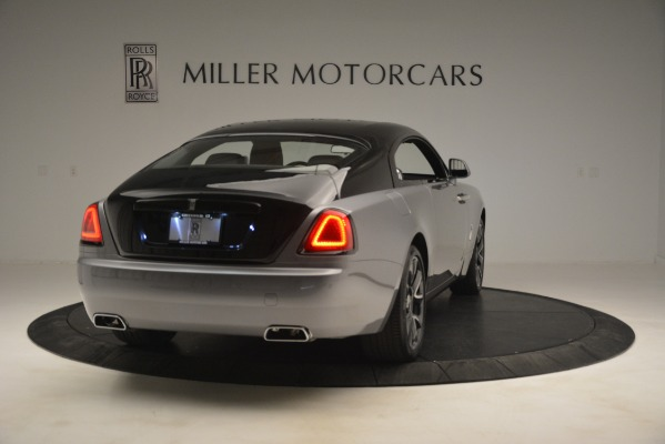 New 2019 Rolls-Royce Wraith for sale Sold at Alfa Romeo of Greenwich in Greenwich CT 06830 9