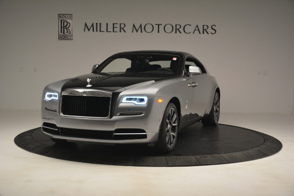 New 2019 Rolls-Royce Wraith for sale Sold at Alfa Romeo of Greenwich in Greenwich CT 06830 1