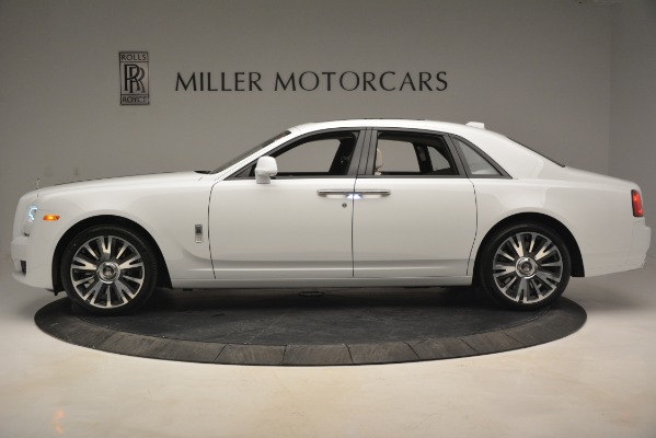 Used 2019 Rolls-Royce Ghost for sale $299,900 at Alfa Romeo of Greenwich in Greenwich CT 06830 3