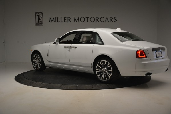Used 2019 Rolls-Royce Ghost for sale $299,900 at Alfa Romeo of Greenwich in Greenwich CT 06830 4