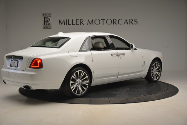 Used 2019 Rolls-Royce Ghost for sale $299,900 at Alfa Romeo of Greenwich in Greenwich CT 06830 7