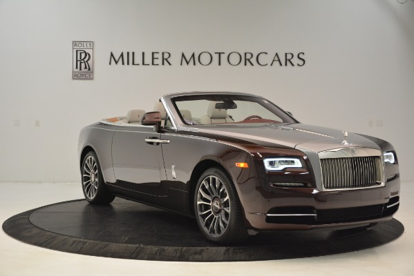New 2019 Rolls-Royce Dawn for sale $422,325 at Alfa Romeo of Greenwich in Greenwich CT 06830 12