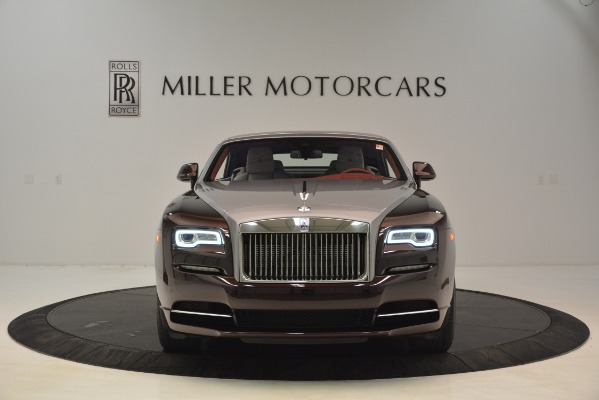 New 2019 Rolls-Royce Dawn for sale $422,325 at Alfa Romeo of Greenwich in Greenwich CT 06830 13
