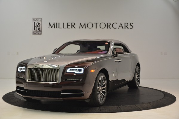 New 2019 Rolls-Royce Dawn for sale $422,325 at Alfa Romeo of Greenwich in Greenwich CT 06830 14