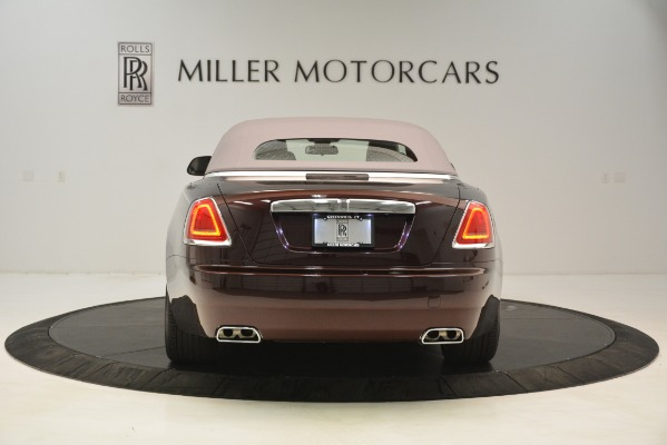 New 2019 Rolls-Royce Dawn for sale $422,325 at Alfa Romeo of Greenwich in Greenwich CT 06830 18