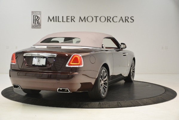 New 2019 Rolls-Royce Dawn for sale $422,325 at Alfa Romeo of Greenwich in Greenwich CT 06830 19