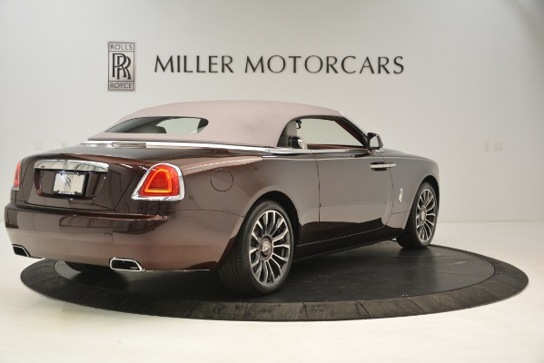 New 2019 Rolls-Royce Dawn for sale $422,325 at Alfa Romeo of Greenwich in Greenwich CT 06830 20