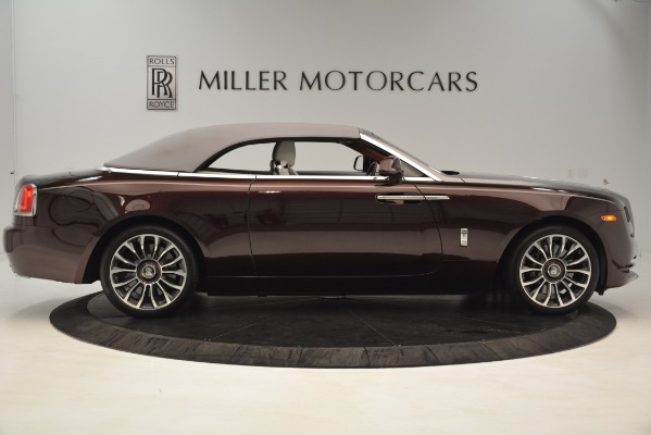 New 2019 Rolls-Royce Dawn for sale $422,325 at Alfa Romeo of Greenwich in Greenwich CT 06830 21