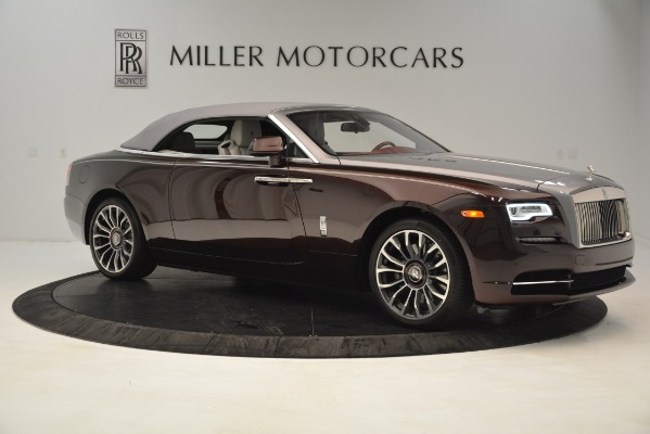 New 2019 Rolls-Royce Dawn for sale $422,325 at Alfa Romeo of Greenwich in Greenwich CT 06830 22