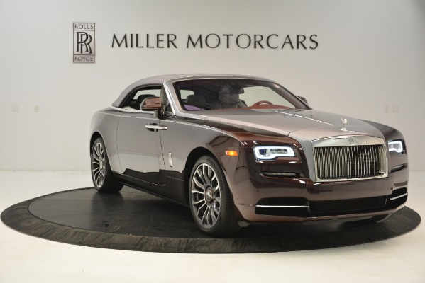 New 2019 Rolls-Royce Dawn for sale $422,325 at Alfa Romeo of Greenwich in Greenwich CT 06830 23