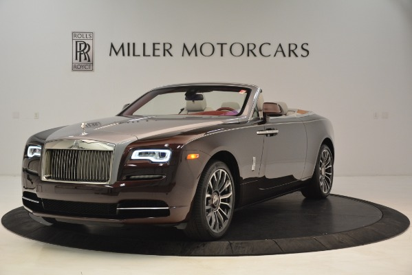 New 2019 Rolls-Royce Dawn for sale $422,325 at Alfa Romeo of Greenwich in Greenwich CT 06830 3
