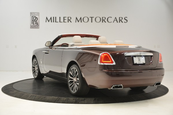 New 2019 Rolls-Royce Dawn for sale $422,325 at Alfa Romeo of Greenwich in Greenwich CT 06830 6