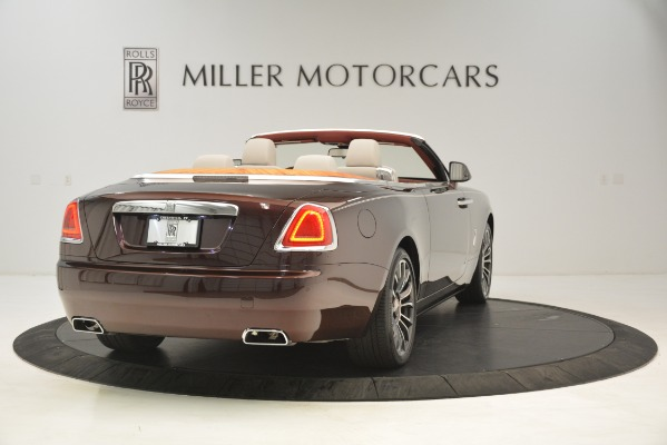 New 2019 Rolls-Royce Dawn for sale $422,325 at Alfa Romeo of Greenwich in Greenwich CT 06830 8