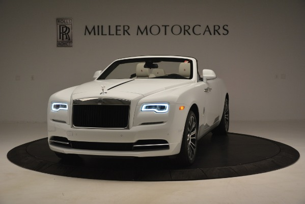 Used 2019 Rolls-Royce Dawn for sale $359,900 at Alfa Romeo of Greenwich in Greenwich CT 06830 2