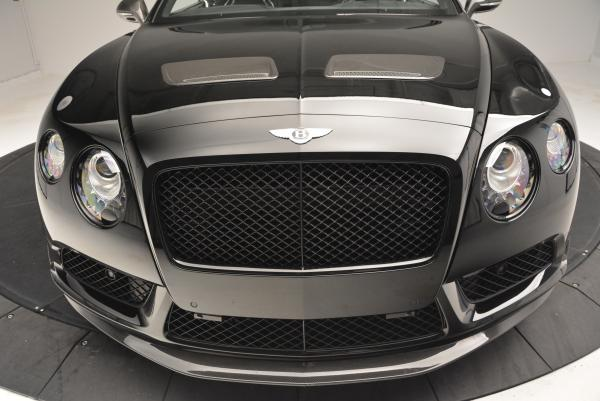 Used 2015 Bentley Continental GT GT3-R for sale Sold at Alfa Romeo of Greenwich in Greenwich CT 06830 14