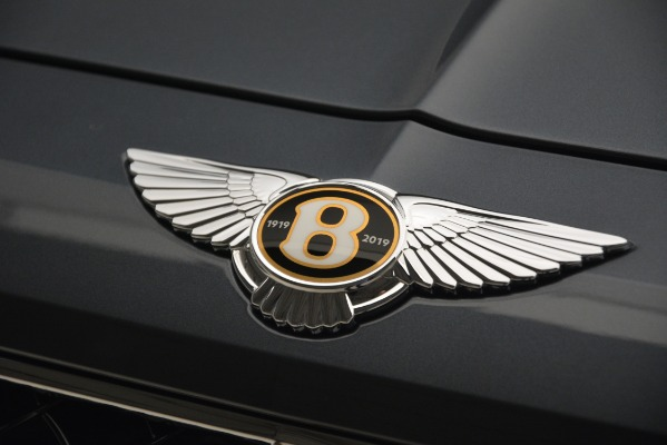 New 2019 Bentley Bentayga V8 for sale Sold at Alfa Romeo of Greenwich in Greenwich CT 06830 14