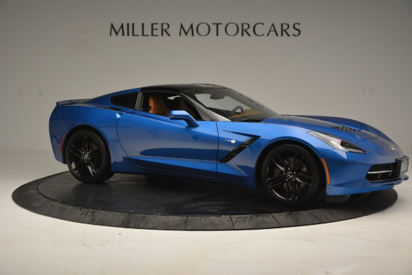 Used 2014 Chevrolet Corvette Stingray Z51 for sale Sold at Alfa Romeo of Greenwich in Greenwich CT 06830 10