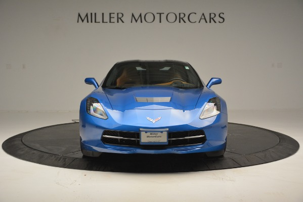 Used 2014 Chevrolet Corvette Stingray Z51 for sale Sold at Alfa Romeo of Greenwich in Greenwich CT 06830 12