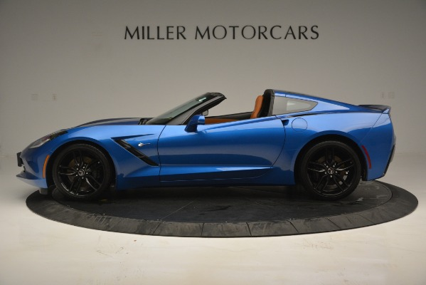 Used 2014 Chevrolet Corvette Stingray Z51 for sale Sold at Alfa Romeo of Greenwich in Greenwich CT 06830 13