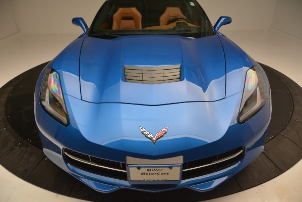 Used 2014 Chevrolet Corvette Stingray Z51 for sale Sold at Alfa Romeo of Greenwich in Greenwich CT 06830 15