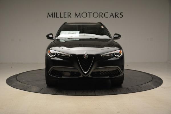 New 2019 Alfa Romeo Stelvio Sport Q4 for sale Sold at Alfa Romeo of Greenwich in Greenwich CT 06830 12