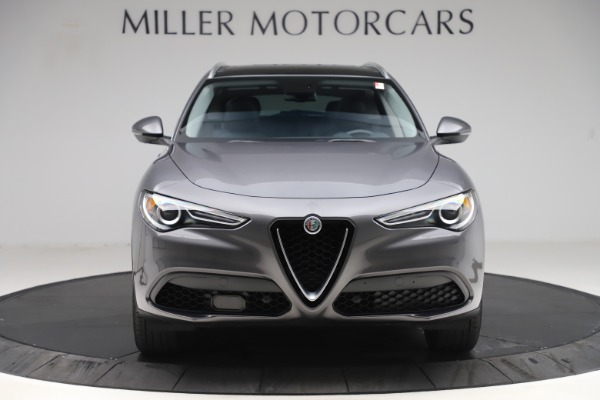 Used 2019 Alfa Romeo Stelvio Q4 for sale Sold at Alfa Romeo of Greenwich in Greenwich CT 06830 12