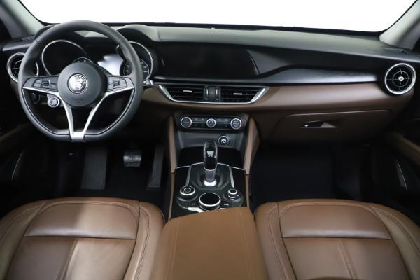 Used 2019 Alfa Romeo Stelvio Q4 for sale Sold at Alfa Romeo of Greenwich in Greenwich CT 06830 16